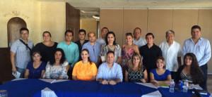 Kiko Munro se reunió con integrantes de su equipo de transición para dar inicio al trabajo de entrega recepción del Gobierno Municipal
