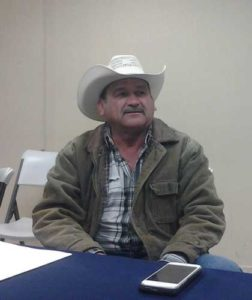 m_Alejandro González Ortiz, coordinador del Rodeo Monta de Toros del Carnaval Viva Peñasco 2017