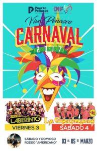 Carnaval 2017 Cartel