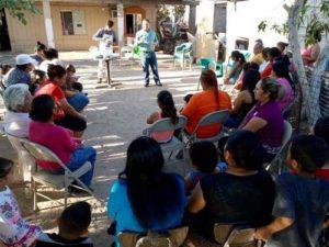 Regulación Sanitaria Puerto Peñasco Continua trabajando de cerca con los ciudadanos de este puerto