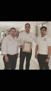 El Comisionado estatal  Pascual Soto realiza varias actividades en su visita a Puerto Peñasco (COESPRISSON),