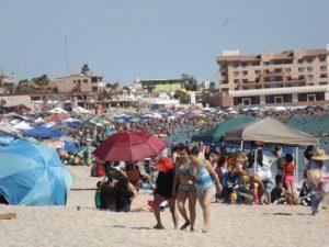 Cumple Puerto Peñasco expectativas en afluencia turística: Oscar Palacio
