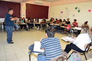 Reciben charla sobre Seguridad e Higiene alumnos del ITSPP