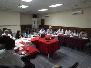 Sostiene Hacienda del Estado plática sobre utilidades y otros temas fiscales en Peñasco