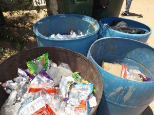 Se acumula basura en escuela Nueva Creación de la Colonia San Rafael