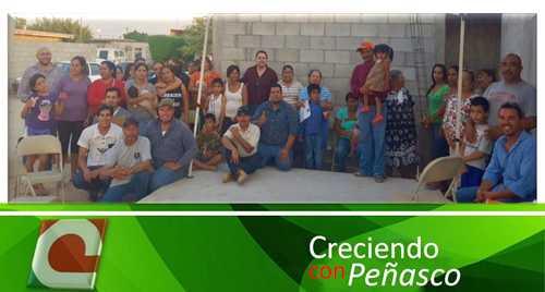 Vamos a seguir escuchando a los ciudadanos Creciendo Con Peñasco