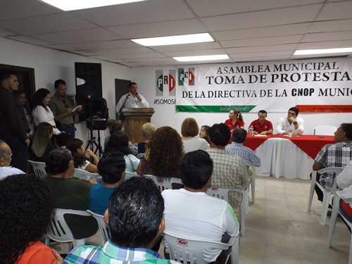 Queda conformado Comité Municipal de CNOP en Peñasco
