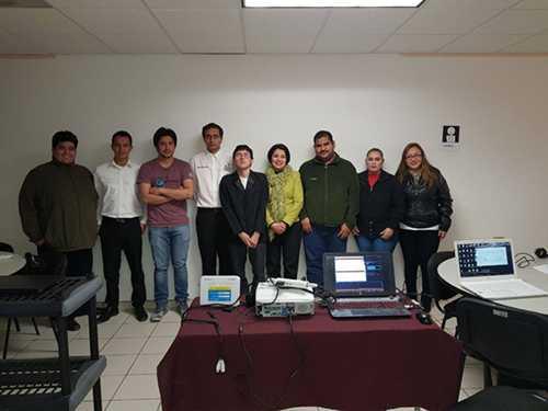 Realizaron alumnos del ITSPP presentaron  proyecto integrador desarrollo de un sistema para la gestión de préstamos de la biblioteca