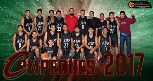 Obtienen Correcaminos del ITSPP campeonato en Baloncesto en primera y segunda fuerza