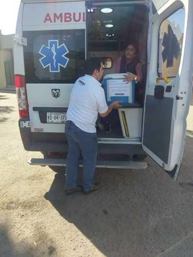 Realizan primera donación multiorgánica del año en el HGE