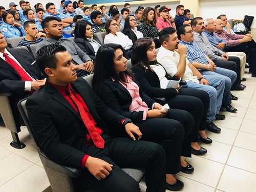 Alumnos de la Licenciatura de Protección civil y Emergencias presentaron la incorporación del análisis de riesgo