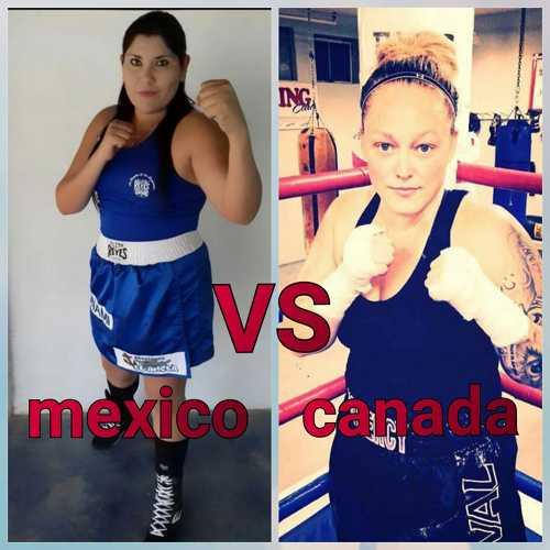 Se enfrentara TSUNAMI contra Annie Maserrolle este 5 de mayo en Canadá Ottawa