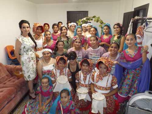 "Presenta academia de danza ""Causa y efecto"" la obra ""Propósito Vs destino"""