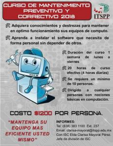 m_FLYER mantenimiento