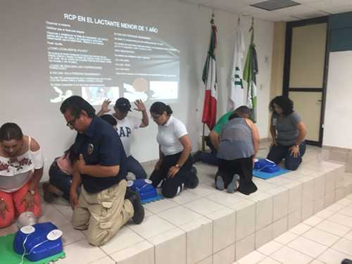Realizan en Puerto Peñasco el  2do congreso Estatal en emergencias y desastres