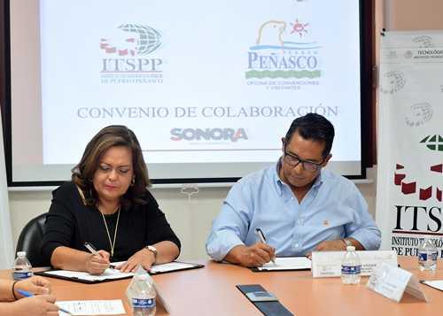 Continúa ITSPP trabajos conjuntos de colaboración mutua con la OCV