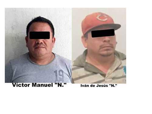 APREHENDEN AGENTES DE LA FISCALÍA A DOS HOMBRES IMPLICADOS EN ABUSOS DESHONESTOS Y VIOLACIÓN,