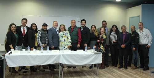 Reitera Diputado Lázaro Espinoza trabajo institucional en favor de población nogalense