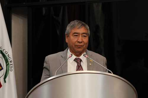 Espinoza Mendívil pide que se apoyen a los Cuerpos Locales de Bomberos.