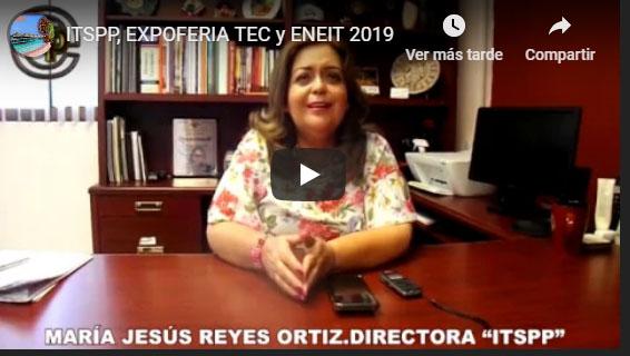 ITSPP, EXPOFERIA TEC y ENEIT 2019
