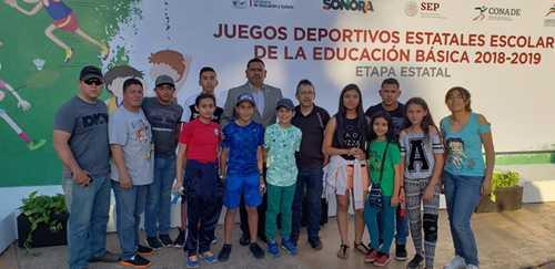 Diputado Carlos Navarrete Aguirre Impulsa el deporte