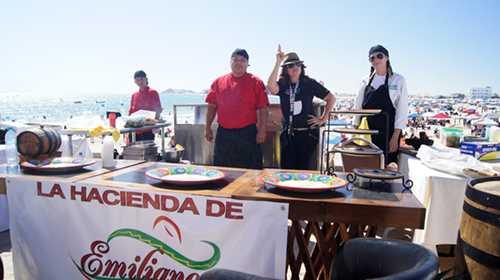 gran éxito talentosos chefs en Puerto Peñasco realizaron el 1er Brasa Fest 638,