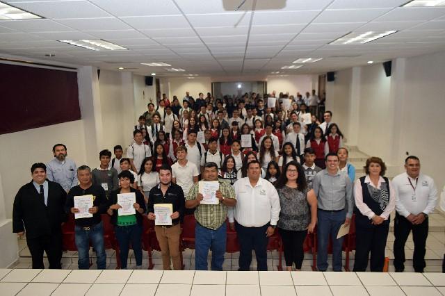 Se lleva a cabo segundo concurso Reto Tec Jr. 2019 en el ITSPP