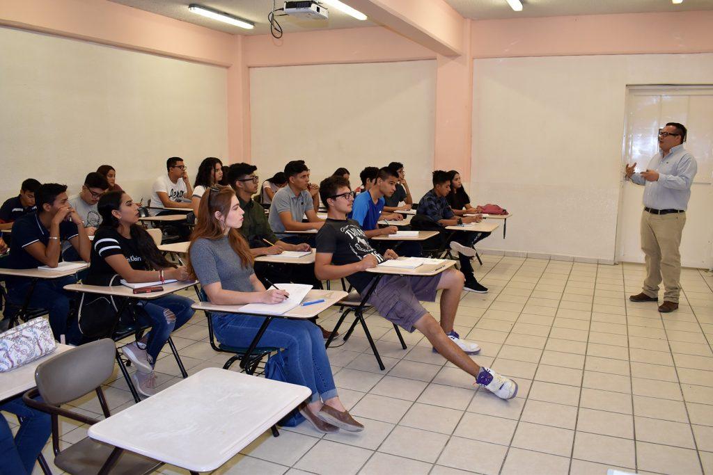 Inicia curso propedéutico en el Instituto Tecnológico Superior de Puerto Peñasco