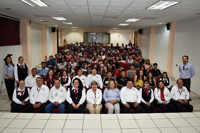 Inicia ciclo escolar 2019-2020; da bienvenida Instituto Tecnológico Superior de Puerto Peñasco a estudiantes de nuevo ingreso