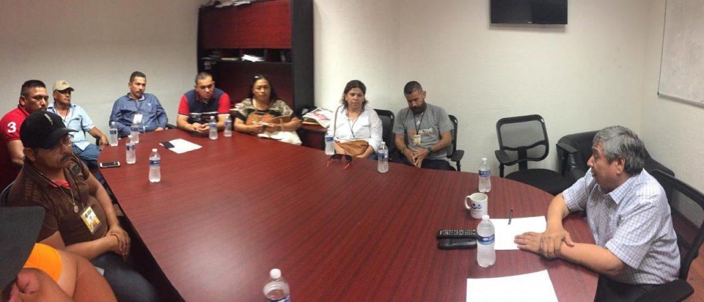 Espinoza Mendívil en busca de fortalecer la agenda legislativa a favor del distrito II