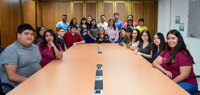 Alumnos del Instituto Tecnológico Superior de Puerto Peñascoparticiparán en el Decimocuarto Concurso Nacional Transparencia
