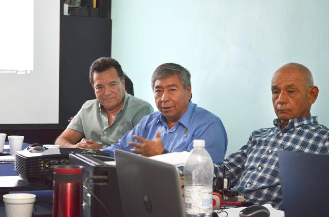 Participa diputado Lázaro Espinoza en reunión del Comité Estatal en Sonora del Sistema Producto Ostión