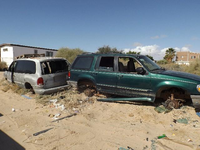 Depuración vehicular mediante baja administrativa programa Estatal