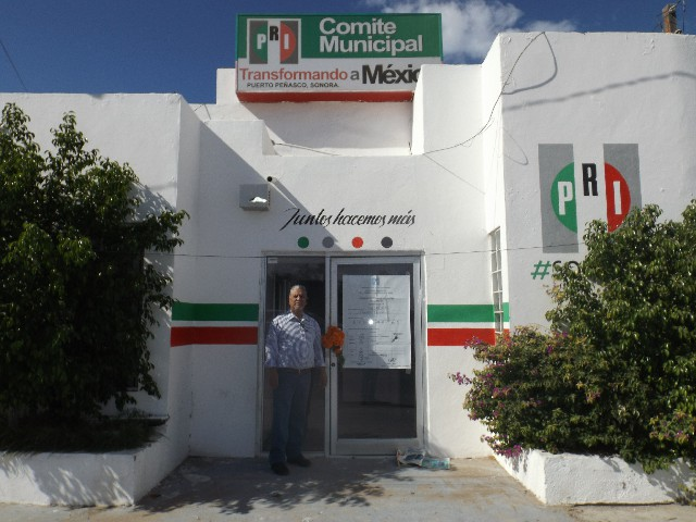 Llama Rubén Pacheco a reactivar el PRI