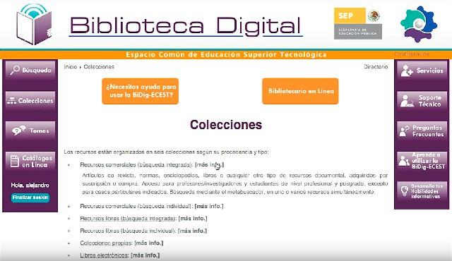 FormatFactorypantalla-biblioteca-digital