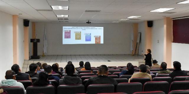 Implementa TecNM, Campus Puerto Peñasco, Prevención de Riesgos Educativos