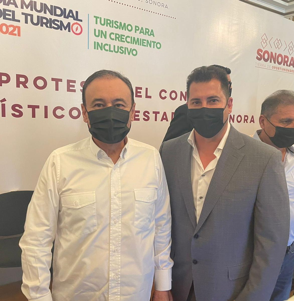 ASISTE ALCALDE JORGE PIVAC A TOMA DE PROTESTA DEL CONSEJO CONSULTIVO TURISTICO DEL ESTADO
