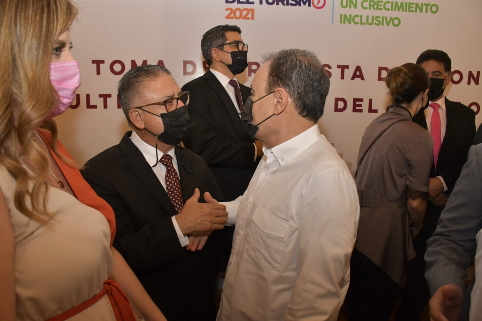 Rubén González Aguayo invitado especial a la toma de Protesta el Consejo Consultivo Turístico en el Estado